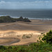 Three Cliffs Bay in HDR