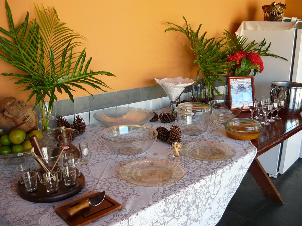 decoraç u00e3o mesa churrasco travessas para saladas, vinagrete u2026 Flickr -> Decoração De Frutas Para Mesa