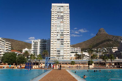 Sea Point Swimming Pool Cape Town Sea Point Swimming Pool Flickr