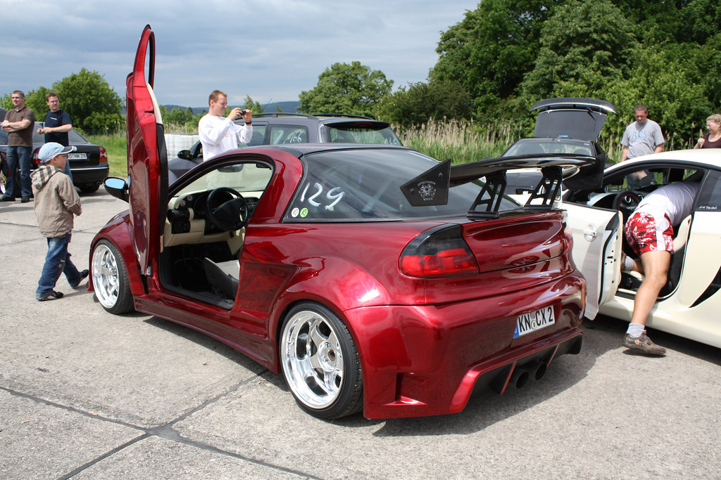 opel tigra tuning opel tigra kay flickr. Black Bedroom Furniture Sets. Home Design Ideas
