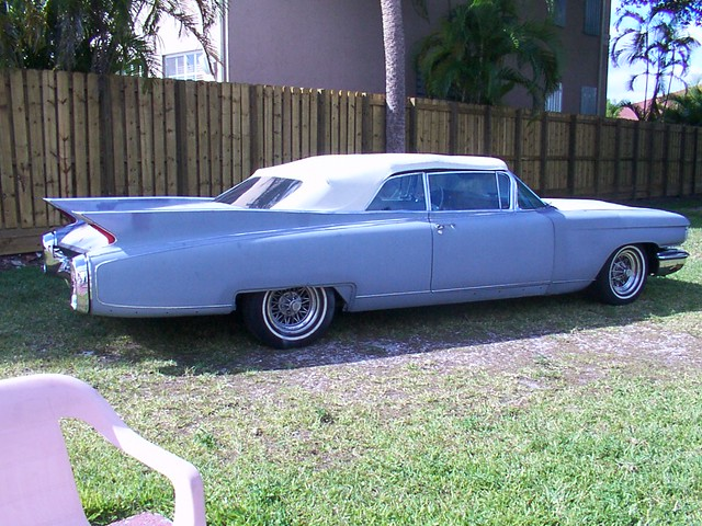My 1960 Cadillac Eldorado Biarritz Heather White Leathe Flickr