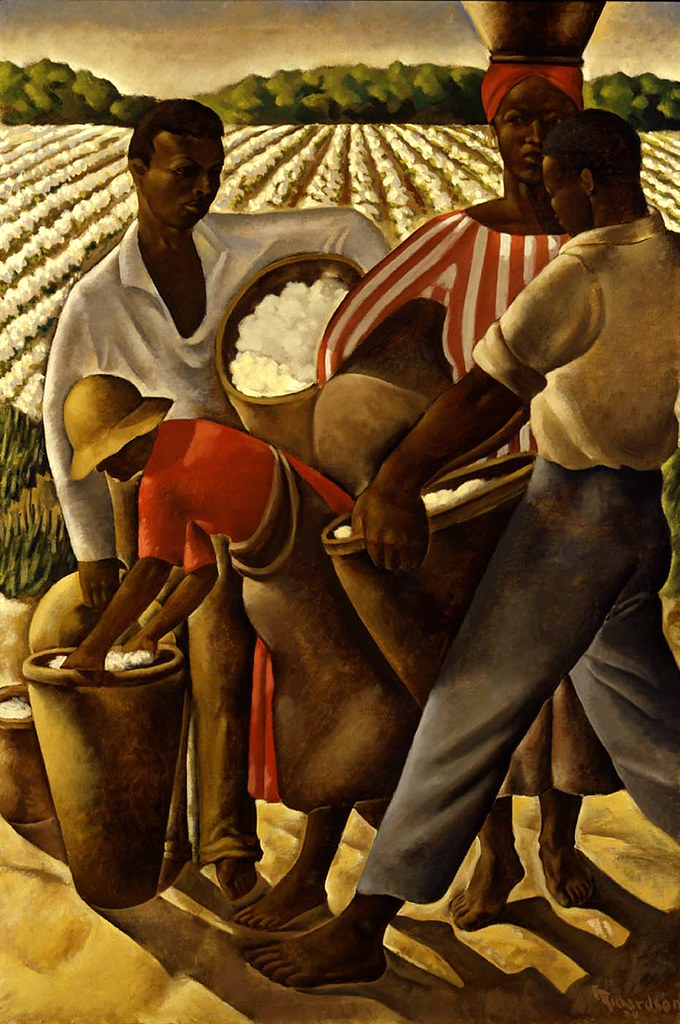 Earle Richardson Employment Of Negroes In Agriculture 19