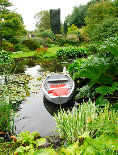 The Beth Chatto Gardens Float My Boat! | by antonychammond