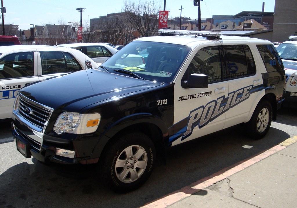 Bellevue Pennsylvania Police Bellevue Pennsylvania