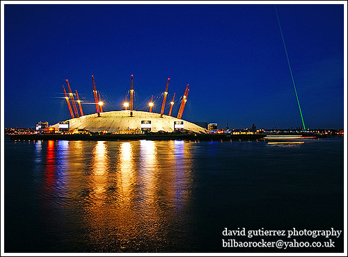 london o2 arena a k a millennium dome night colors flickr. Black Bedroom Furniture Sets. Home Design Ideas