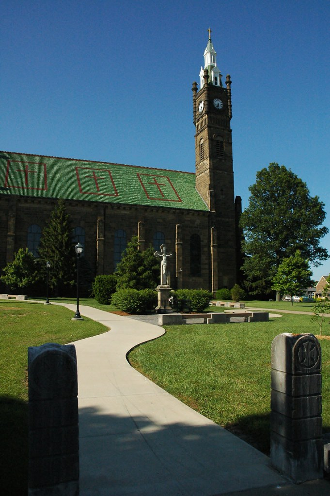 St. Joseph Catholic Church - Jasper, Indiana | Brian ...