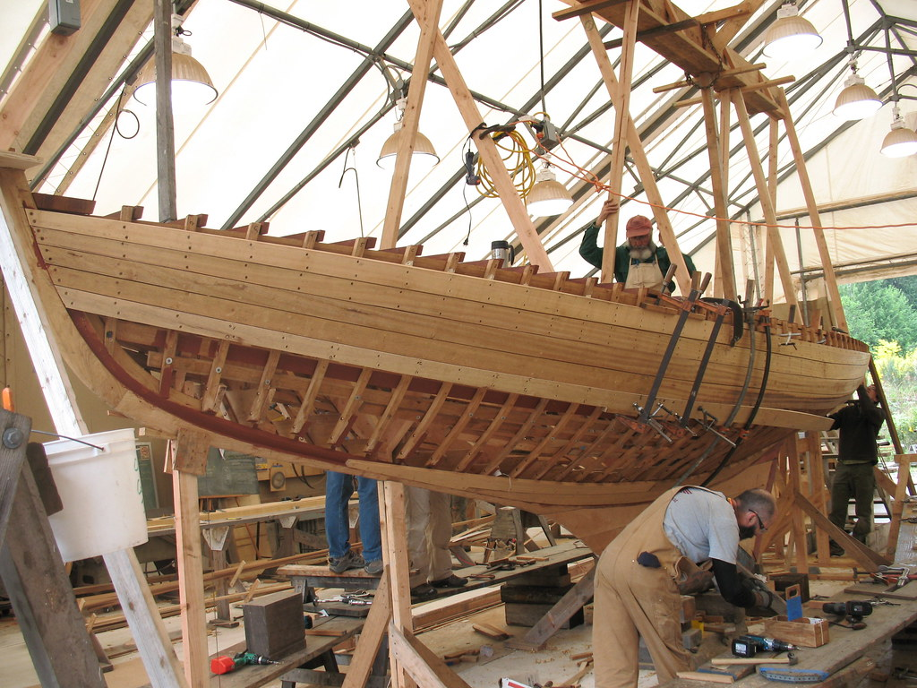 Port Hadlock WA - Boat School - Traditional Large Craft ...