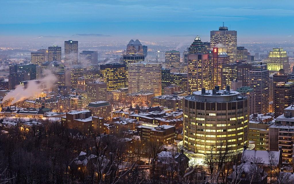 Toronto Montreal Quebec Tour
