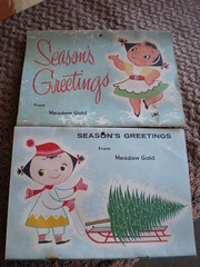 Mary Blair Illustration's For Meadow Gold | by retrOKC