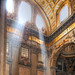 luci in San Pietro (Roma)