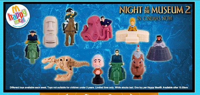 Night At The Museum Toys 58