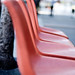 {050} Orange Chairs, Fillmore Street