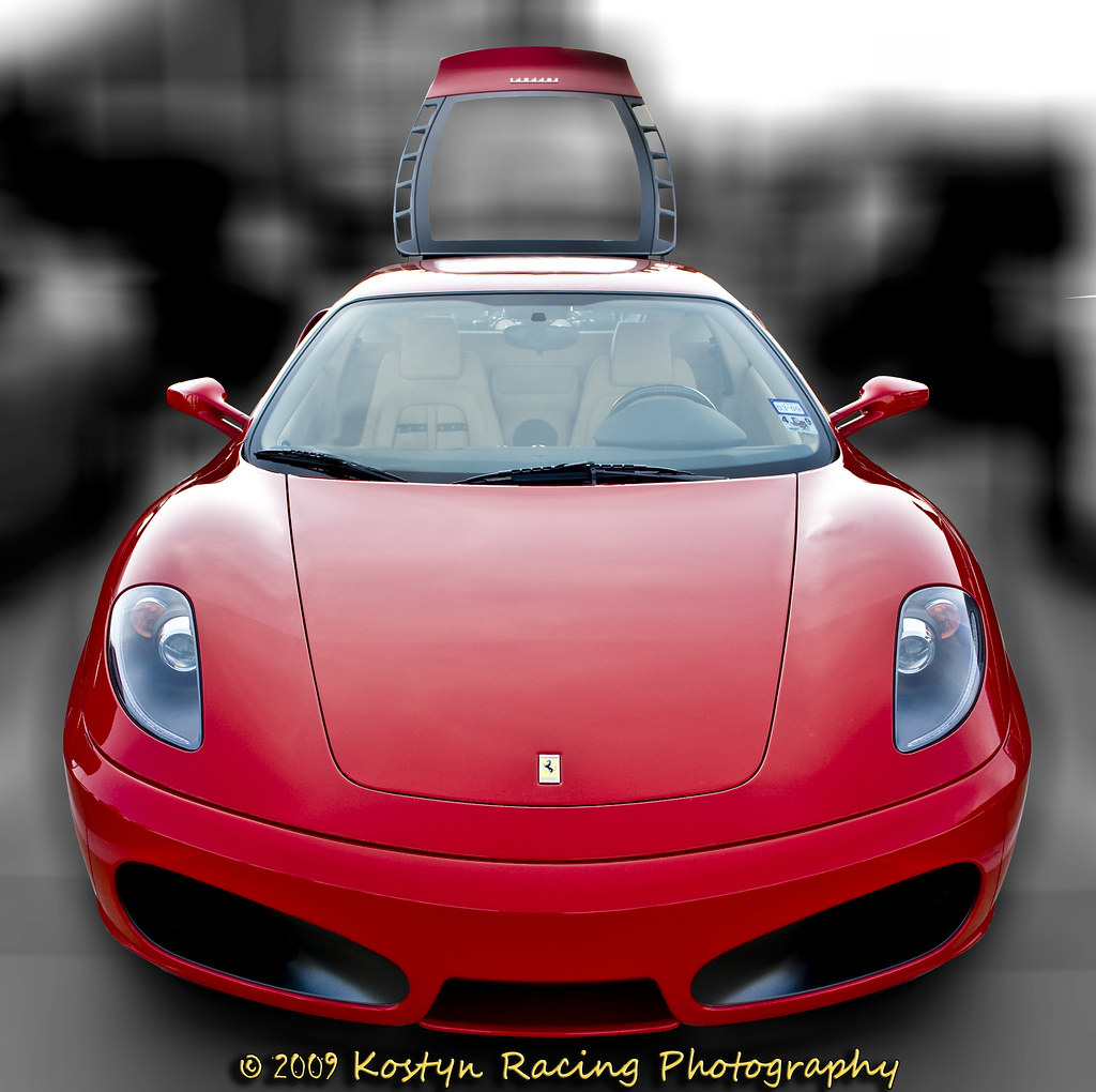 Cenário 3d Ferrari F430 Modelo 3d: Full Photoshop Done To Remove Background