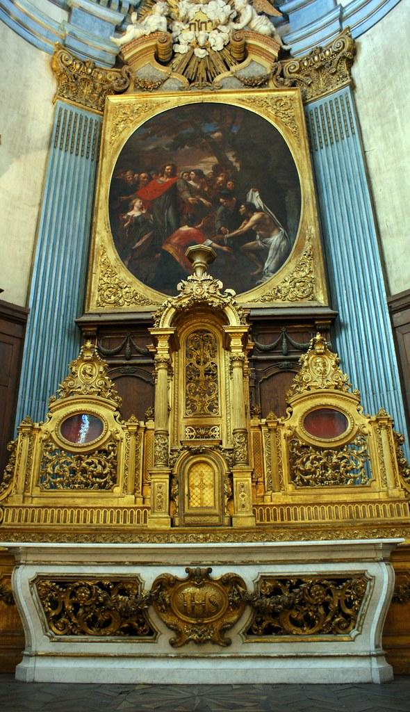 L 39 autel de sainte marie madeleine olivier duquesne flickr Marie madeleine swimming pool lyrics