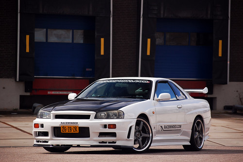 Nissan Skyline >> Nissan Skyline R34 GTT | Flickr - Photo Sharing!