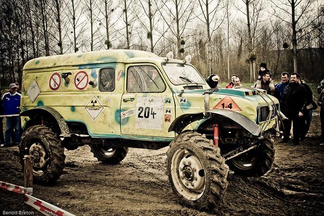 Renault 4l Monster Une Renault 4l Surpuissante Aliment 233