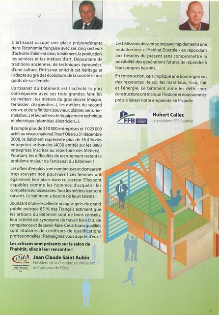 Guide salon de l 39 habitat intros cma et ffb l artisanat for Salon de l habitat le havre