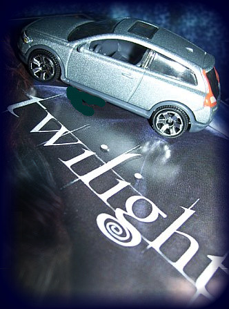 Twilight Edward's Shiny Silver Volvo | Featured at BiteBella… | Flickr