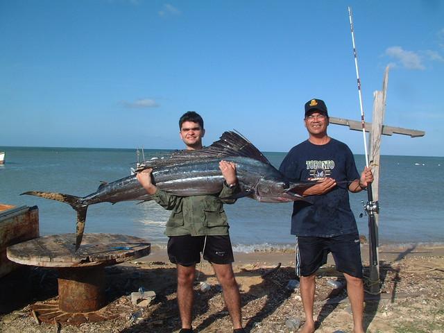 Cabo san roman 2008 17 black marlin despues de 40 minut flickr - Cabo san roman ...