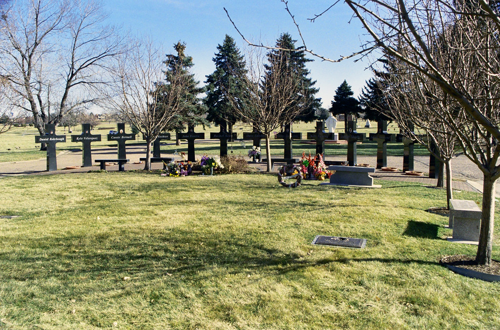 Columbine Memorial Garden | The Columbine Memorial Garden ...