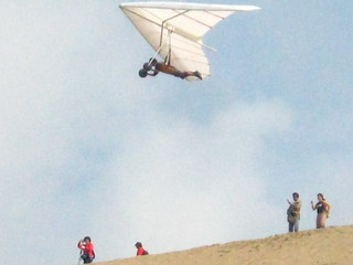 Hang gliding | by Anz-i