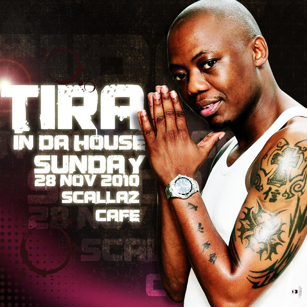 dj Tira dj Tira in Tha House Scalla
