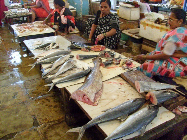 Colaba fish market vicy1 flickr for White fish market