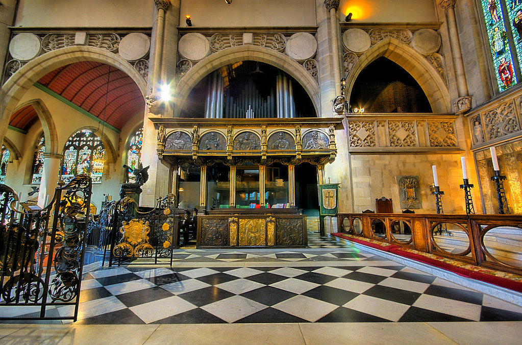 Holy Trinity Church Sloane Square London The Cathedr