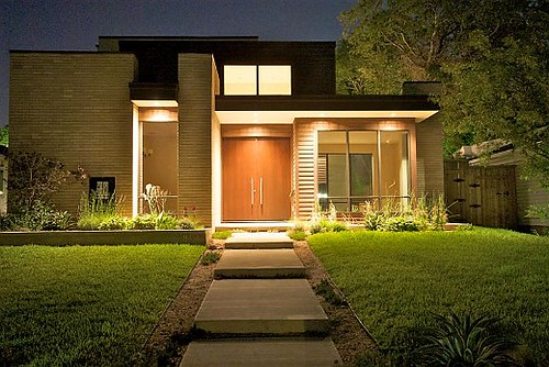 Greico modern homes dallas tom greico flickr for Contemporary houses in dallas for sale