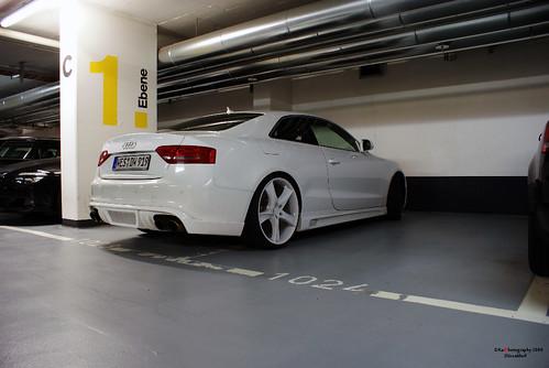 Audi s5 Rieger |