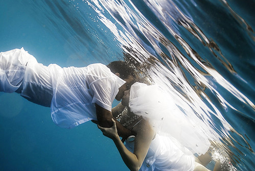 Underwater Wedding Muha Flickr