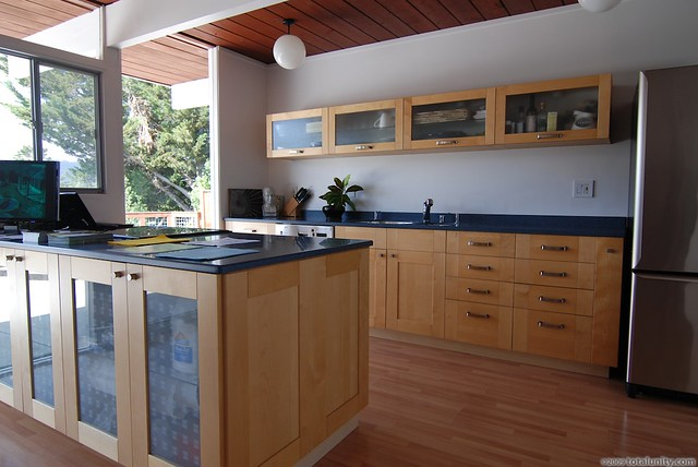 Eichlers in the san mateo highlands homes featured in for Disenar mi propia cocina
