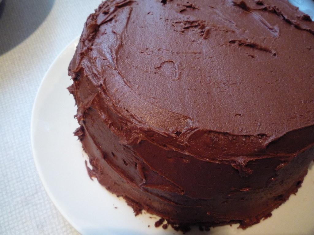 Chocolate Fudge Cake Low Calorie