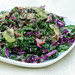Fruited Kale and Cabbage Salad