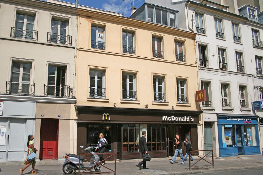 McDonald\'s Versailles Foch - Versailles (France)   One of th…   Flickr