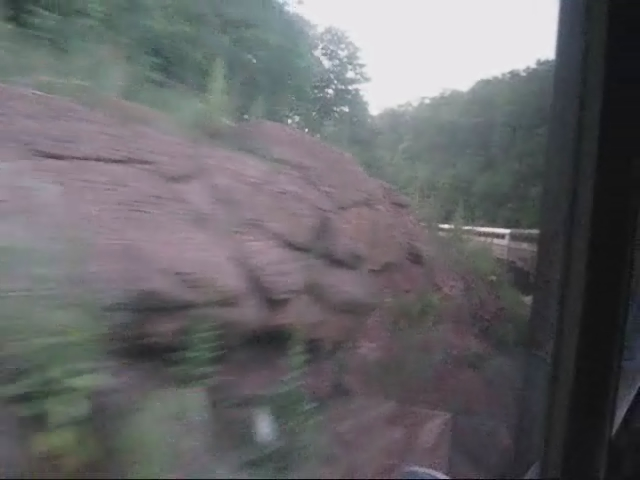 1530 The Amtrak Capital Limited Cumberland Md To Connells