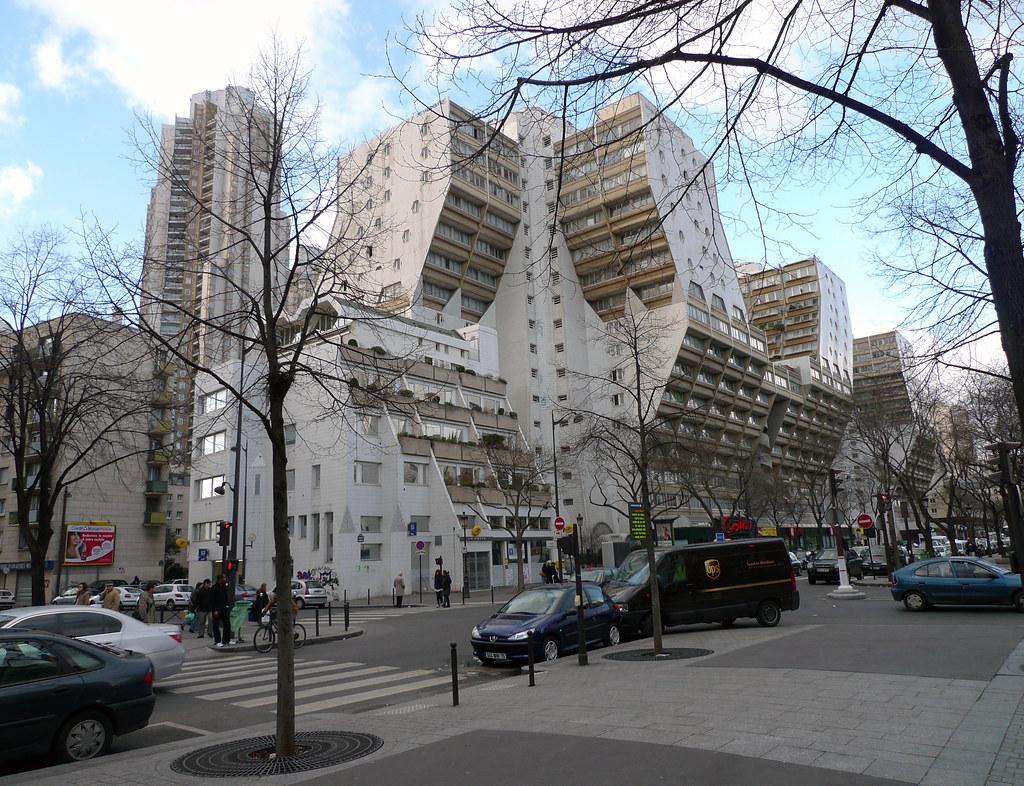 Immeubles avenue de flandre paris 19 me les orgues de for Photos de photos
