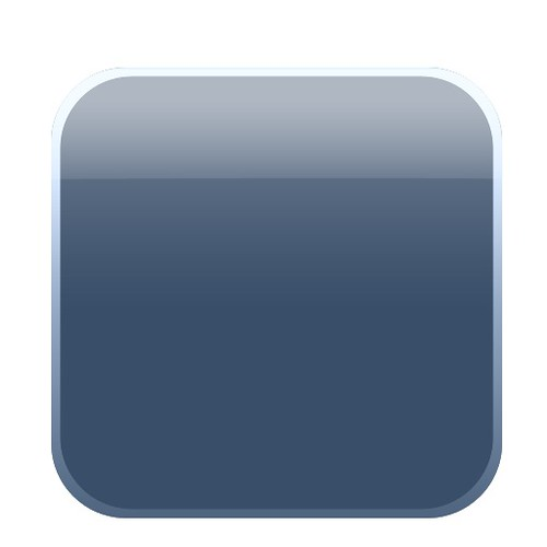Blank Calendar Icon Green : Blank weather iphone icon uploaded with realmac