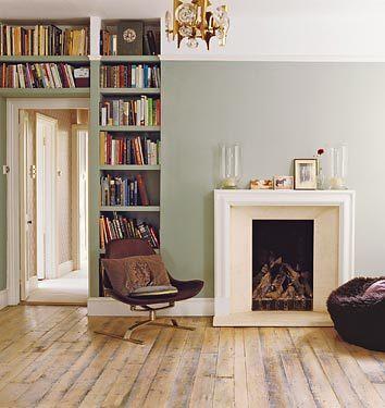 calm minimalist living room farrow ball 39 s 39 blue gray 39 flickr