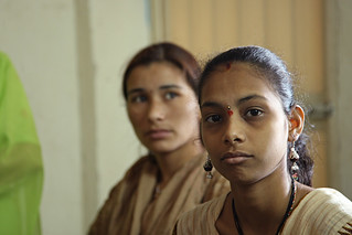Two young women in Mumbai | by World Bank Photo Collection
