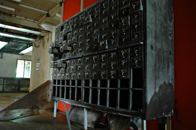 Dewey Decimal System Cabinet | Bar Cabinet
