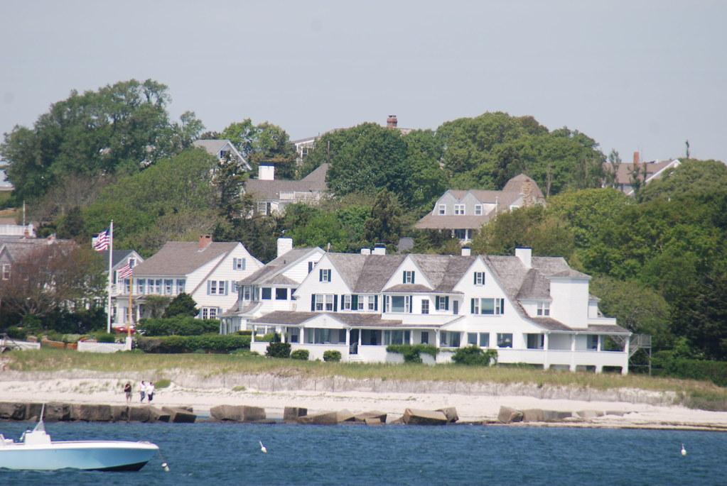 Senator Edward Kennedy S Residence Hyannis Port Ma And