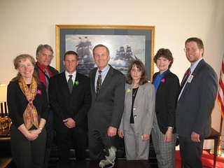 Congressman Todd Akin joins the Congressional Bike Caucus | by MoBikeFed
