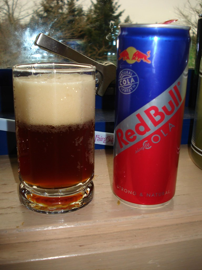 red bull cola red bull cola sweetened with sugar and. Black Bedroom Furniture Sets. Home Design Ideas