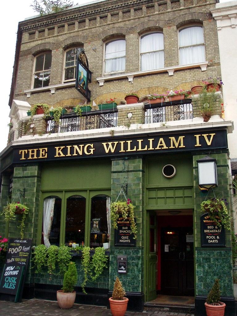 king william iv pimlico sw1 a pub alongside the river. Black Bedroom Furniture Sets. Home Design Ideas