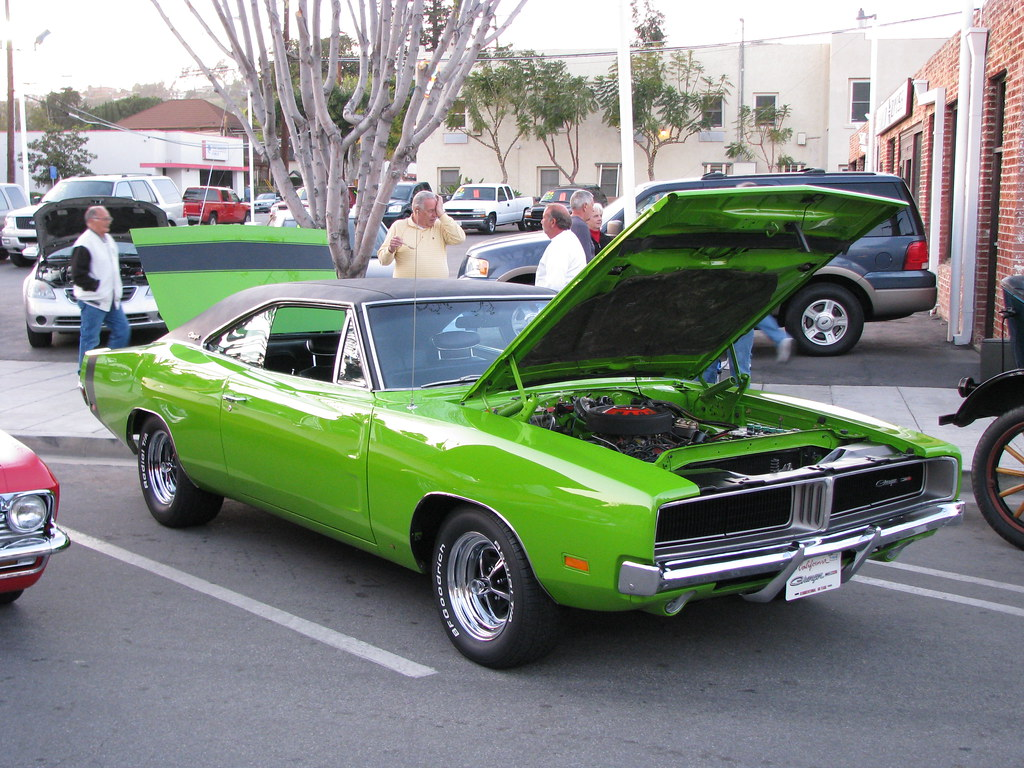 Classic Dodge Charger Hardtop