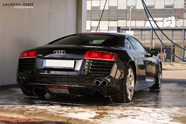 Audi R In Carwash Very Nice Audi R In The Carwash Near M - Audi car wash