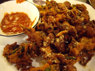 Vegetable Pakora from Bayleaf India Bistro | by swampkitty