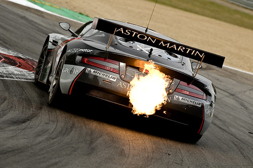 Aston Martin DBRS9 - Barwell Motorsport | by Brecht Decancq Photography