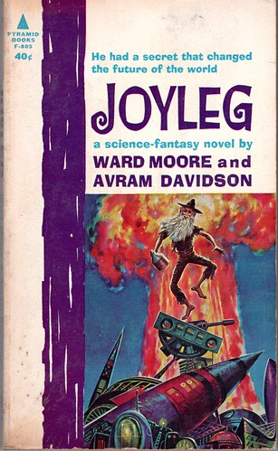 Moore, Ward & Avram Davidson - Joyleg
